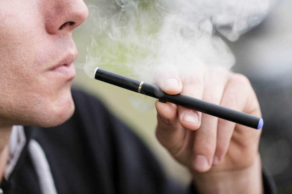 Can e cigarettes cause migraines