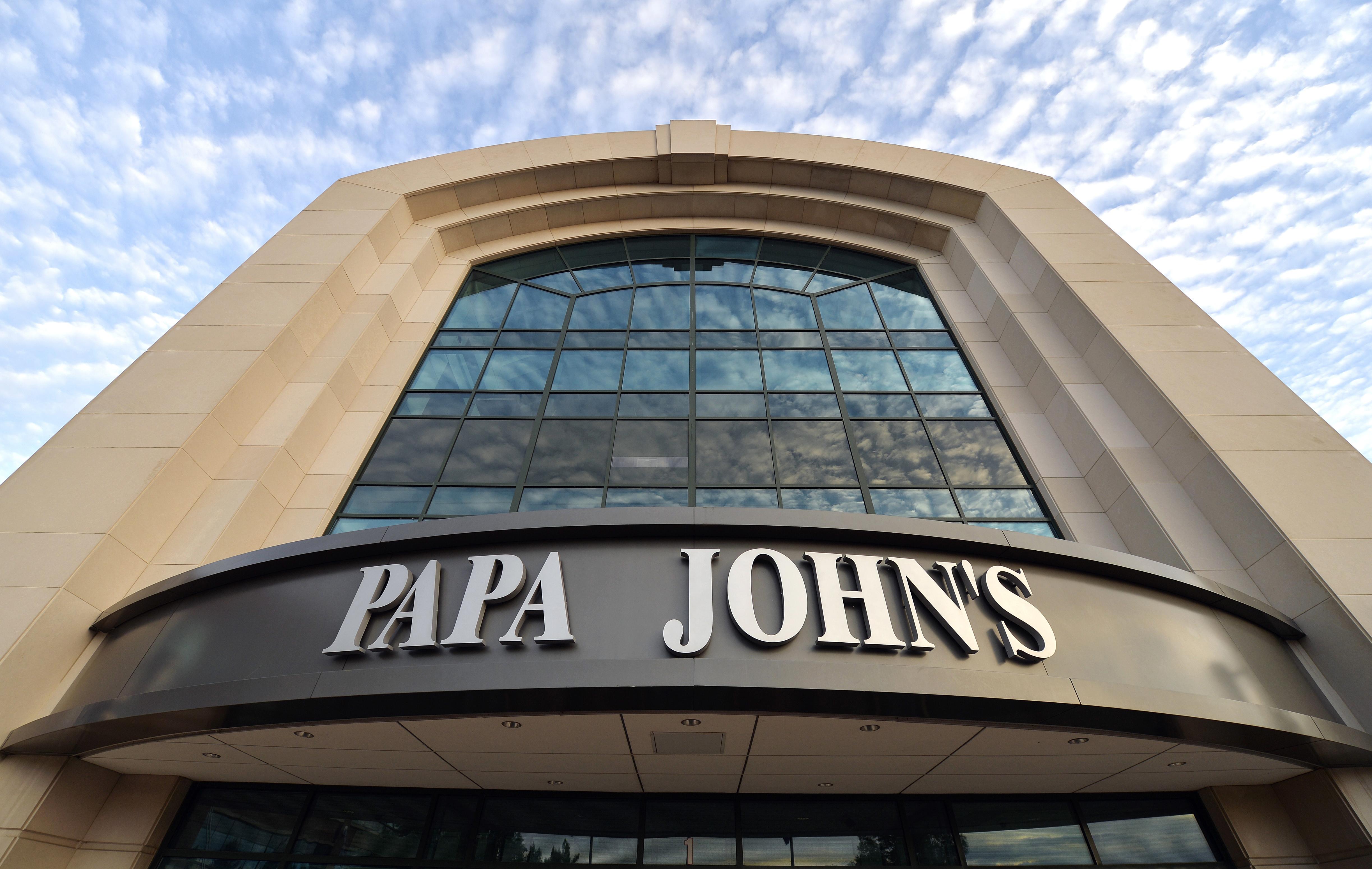 2fd9b14d9ec Papa John s Sales Drop Amid Founder Controversy