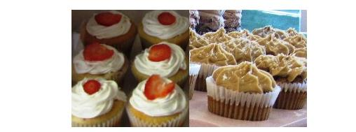 Two cupcake bakeries in Lexington are capitalizing on the increased popularity in cupcakes.
