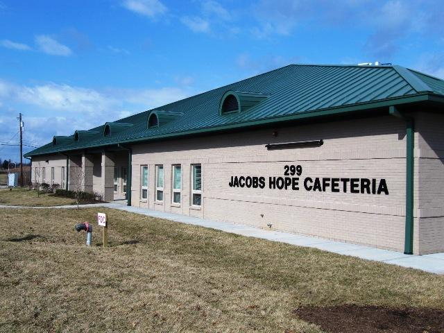 Hope Center Jacobs Cafeteria - Click to view photo gallery