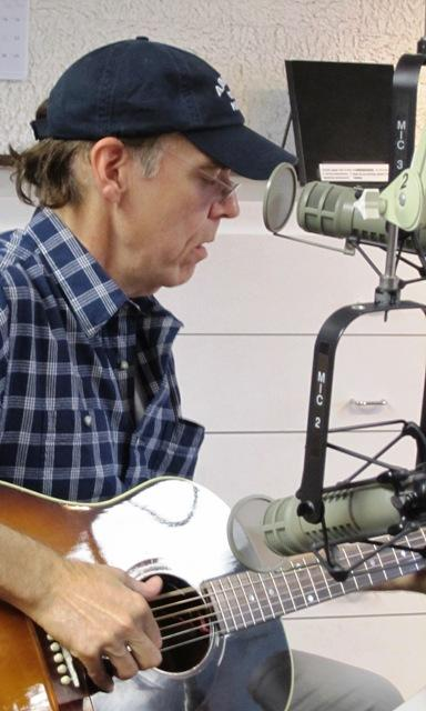 John Hiatt plays live at WUKY