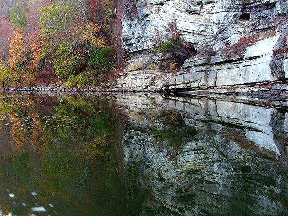 The I-75 Connector Would Cross The Kentucky River And Limestone Cliffs Called The Palisades