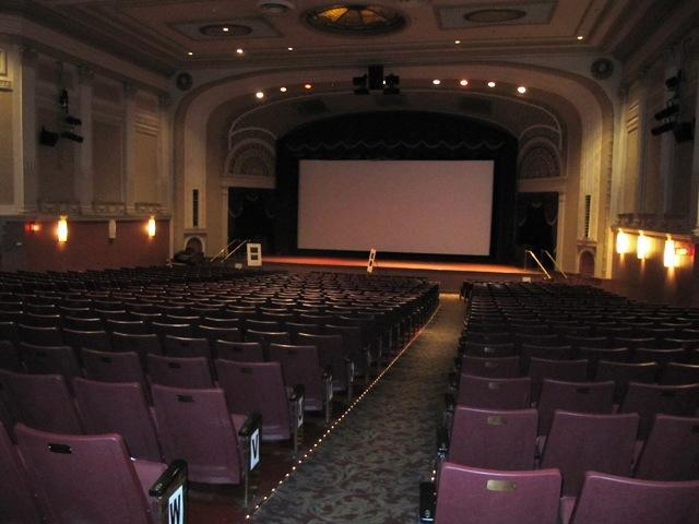 The historic Kentucky Theatre is seeking donations to help buy new digitial projectors and fund other renovations.