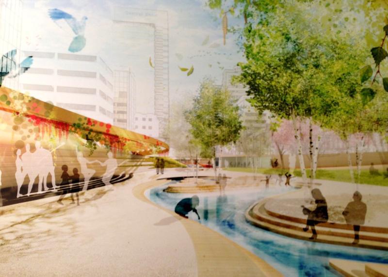 Finalist JDS Town Branch proposal
