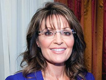 Sarah Palin - photo by Associated Press