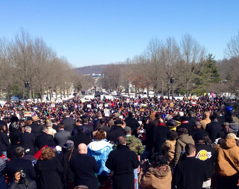 50th anniversary of the March on Frankfort