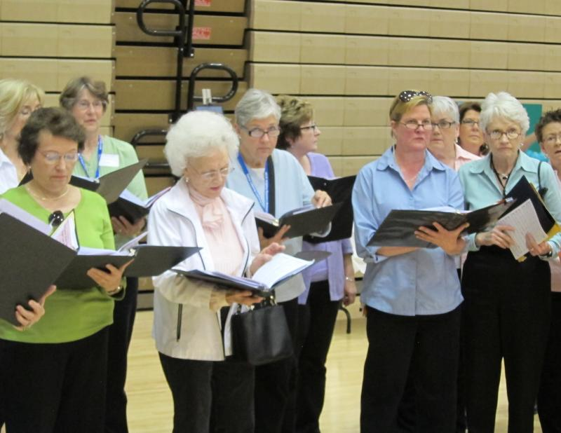 OLLI Choral Performers
