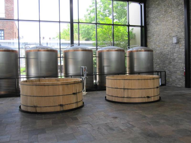 Alltech's Town Branch Distillery