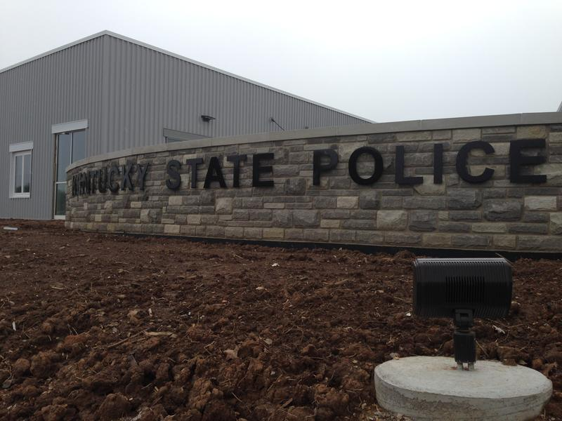 New Kentucky State Police Academy Dedicated In Frankfort | WUKY