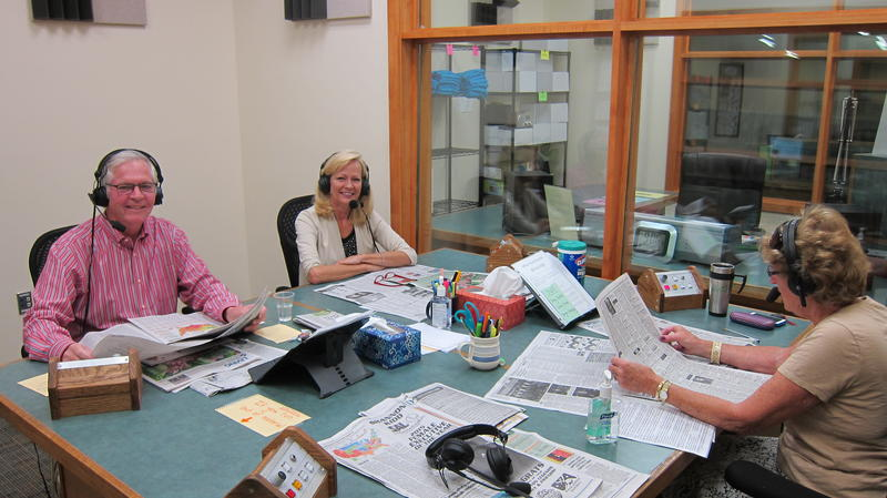 Radio Eye Holds Celebrity Reader Week | WUKY