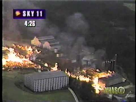 Saving Stories The Heaven Hill Distillery Fire 20 Years