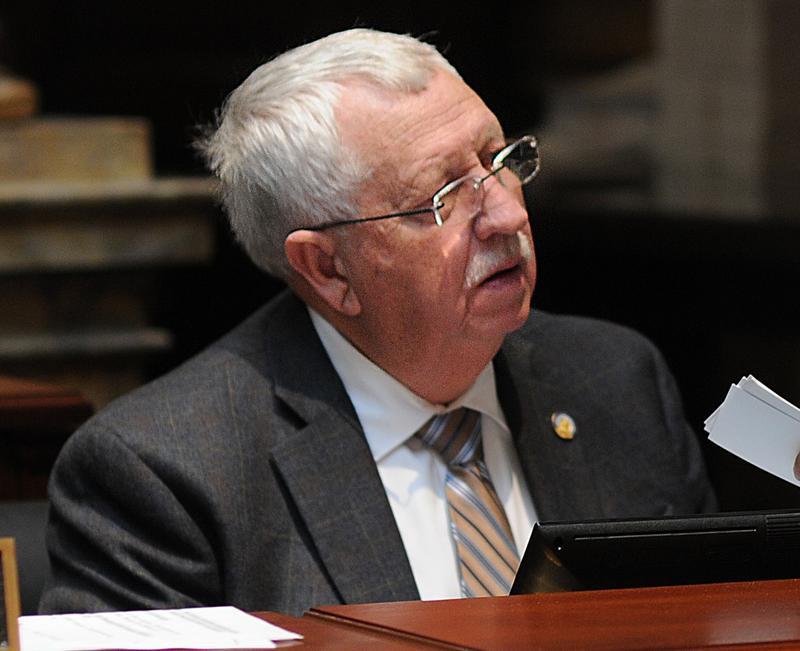 Kentucky State Senator Albert Robinson (R-London)