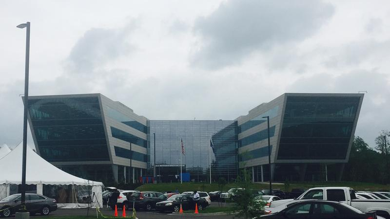 Valvoline's new global headquarters building was officially unveiled this week.