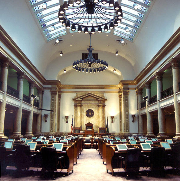 The Kentucky Senate.