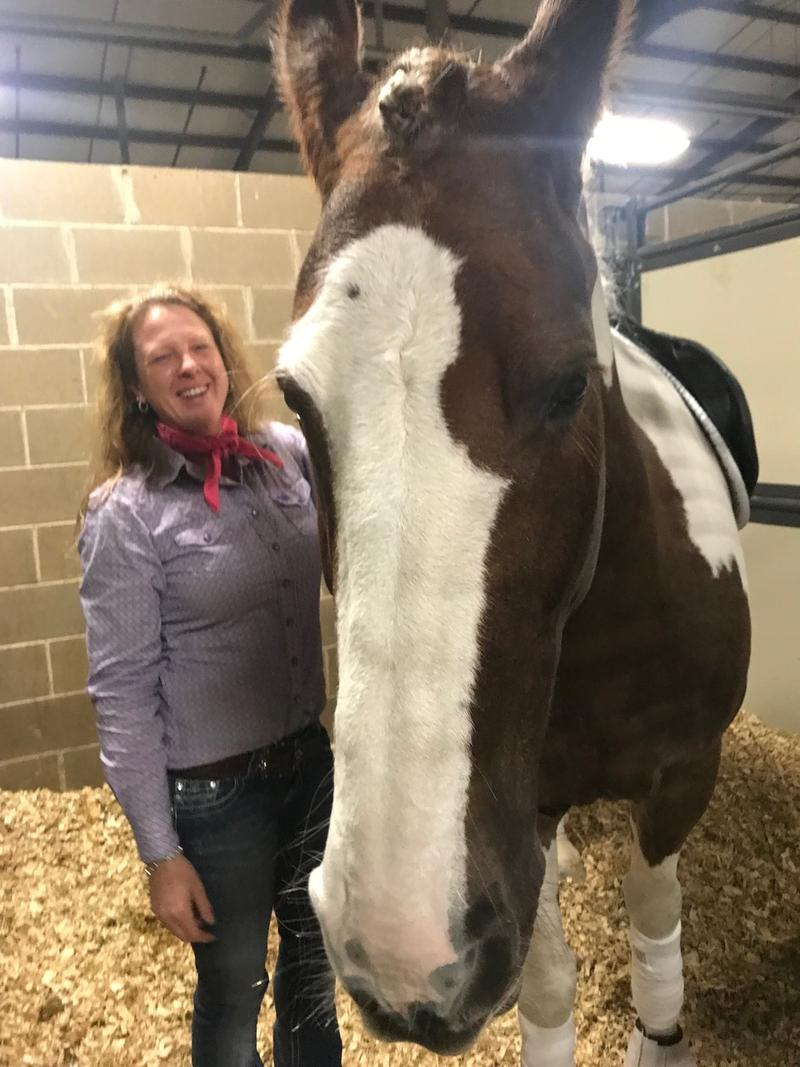 Assistant Trainer Julie Fromhold