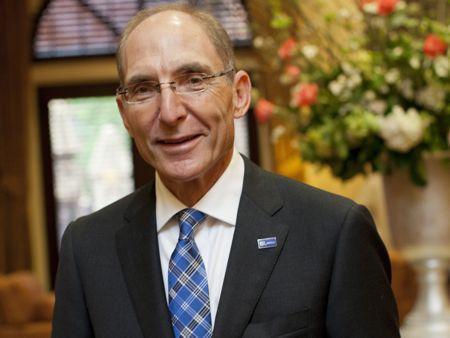 UK President Dr. Eli Capilouto