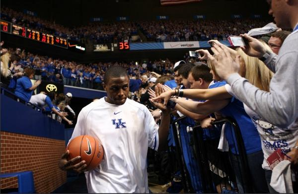 Darius Miller - Photo by Chet White/ UK Athletics