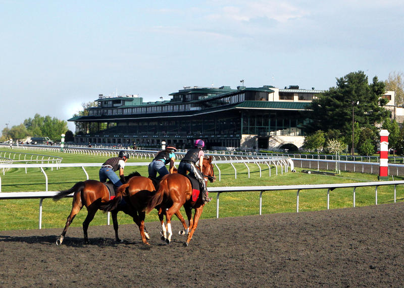 Keeneland Photo