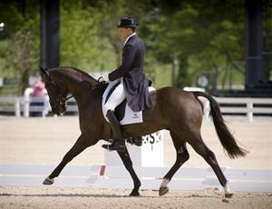 Olympic hopeful Boyd Martin and Remington XXV (Photo by Shannon Brinkman courtesy USEF)