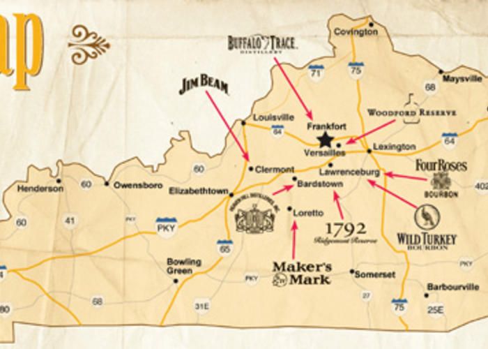 Craft Distilleries Kentucky
