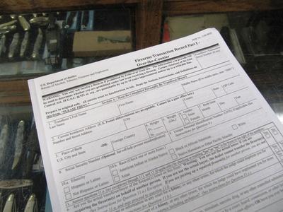 Kentucky Sending Mental Health Records To Gun Background Check