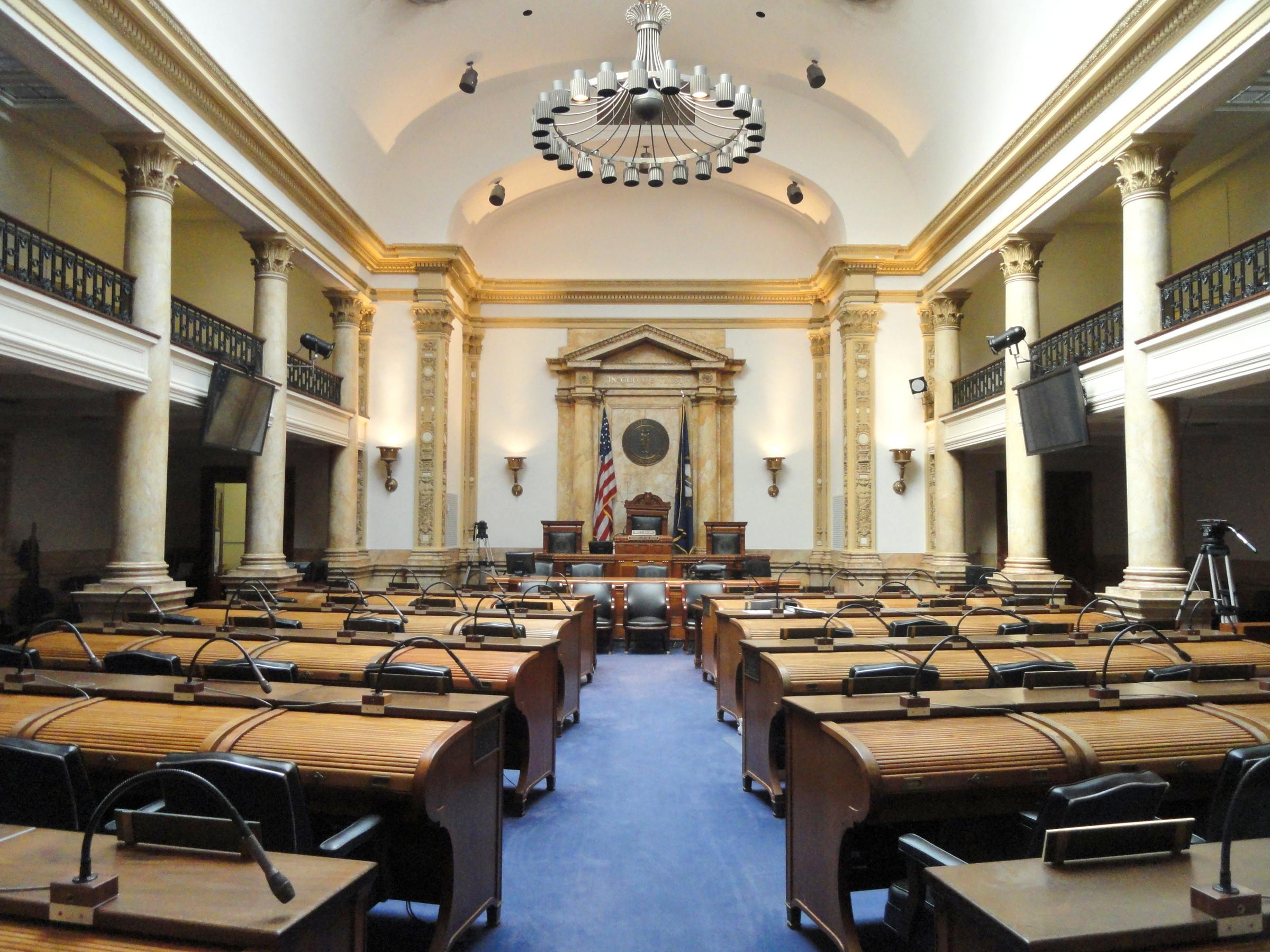 Senate Passes Proposed Amendment On Regulations Wuky