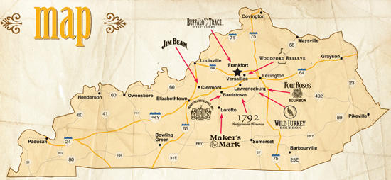 Kentucky Adventures Experiencing The Bourbon Trail Wuky