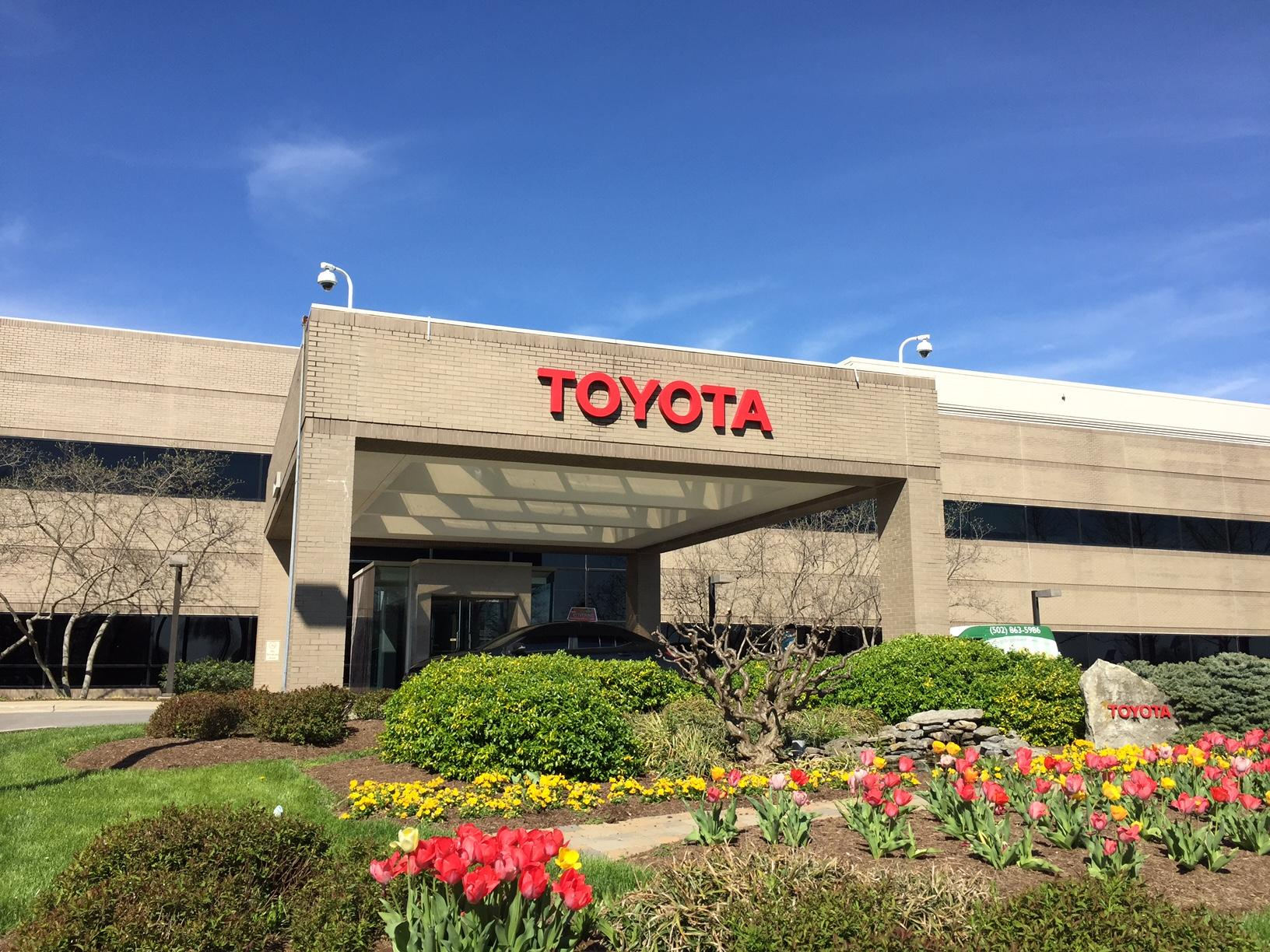 Toyota To Invest Record $1.3 Billion In Kentucky Plant