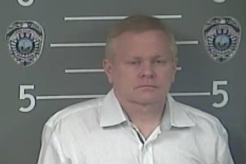 Eric C Conn mugshot eric c conn sends letter to local paper outling time on the run wuky