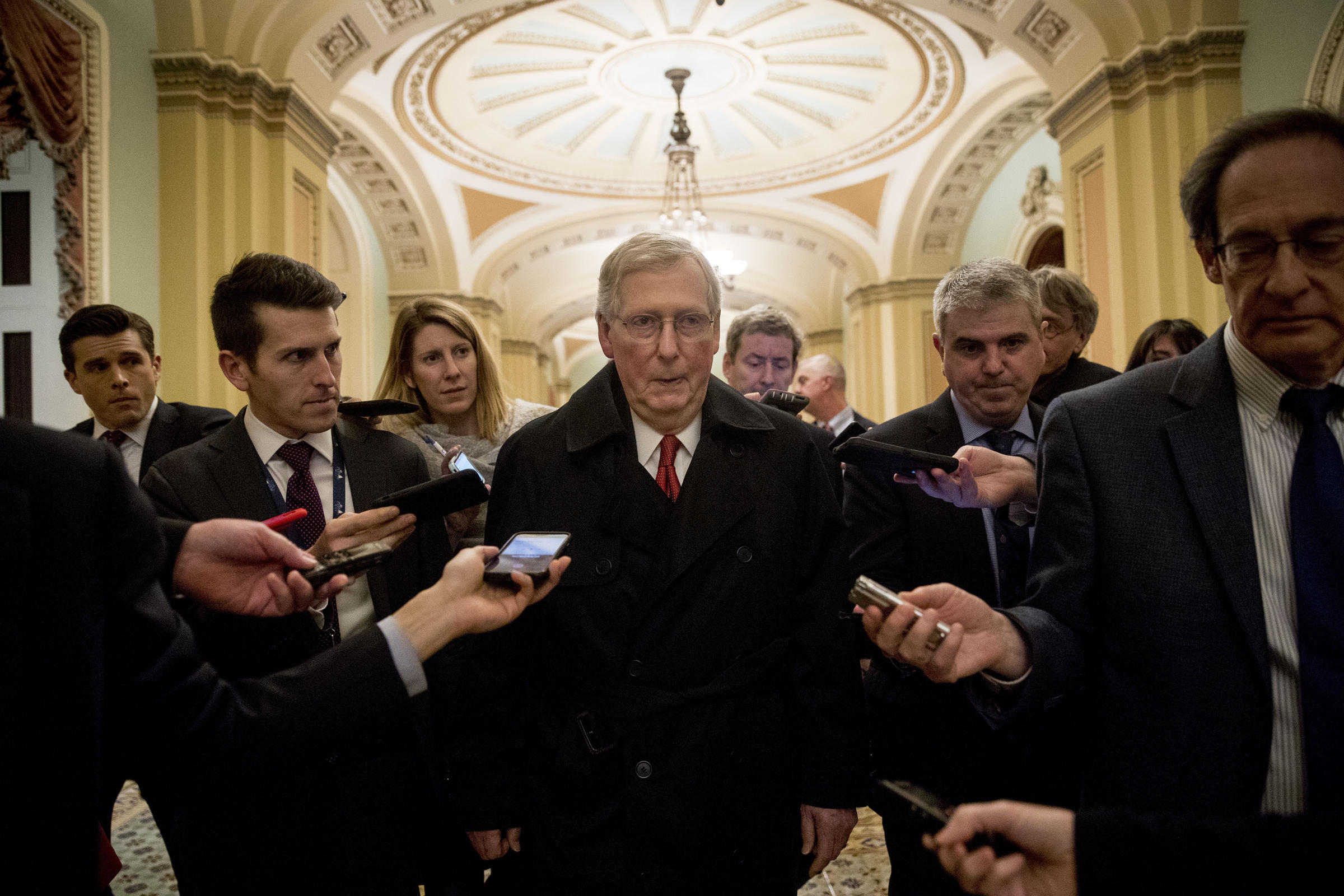 GOP Senators Are Acting Like a Bunch of Babies