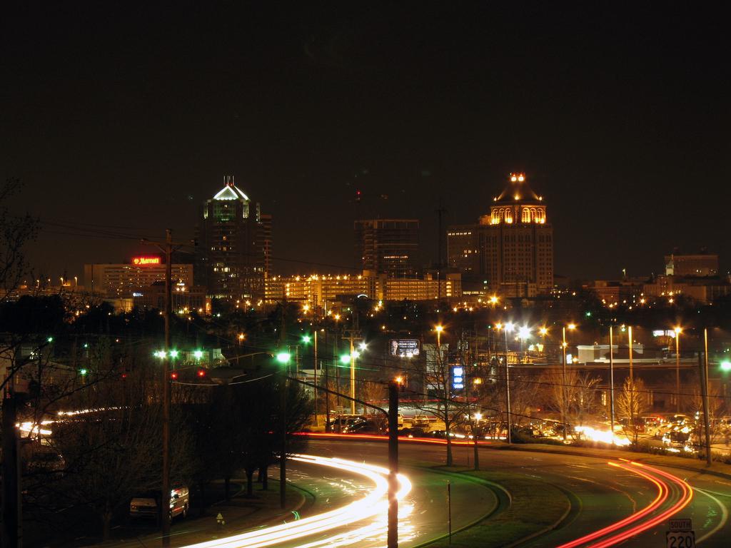 Decibels Dropping In Downtown Greensboro Wunc