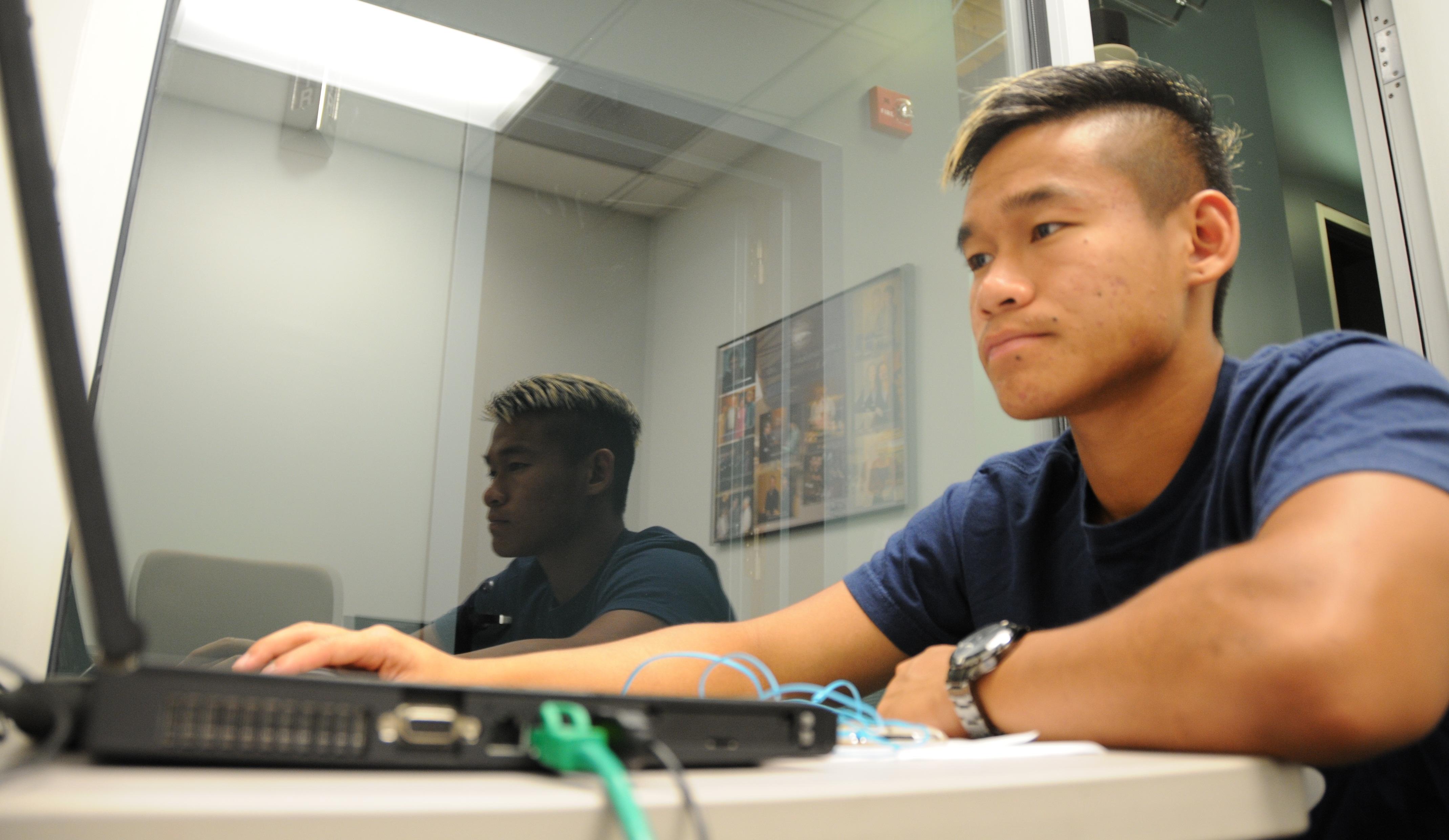 youth reporting institute wunc carol jackson