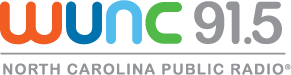 WUNC logo