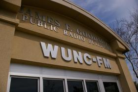 WUNC Chapel Hill Studios