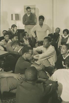 Allen Building Study-in November 13, 1967