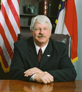 Agriculture Commissioner Steve Troxler