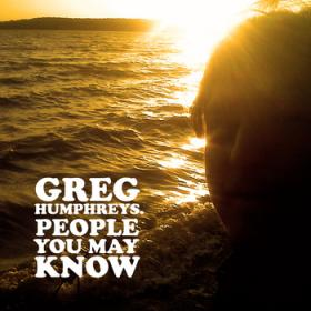 musician Greg Humphreys' latest CD