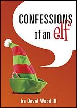 Book cover, ''Confessions of an Elf''
