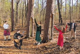 ''Bleeding Pines of Turpentine''