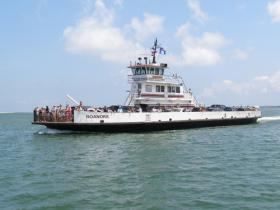 The North Carolina Ferry Division says service remains spotty between Hatteras and Ocracoke Islands.