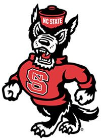Wolfpack mascot