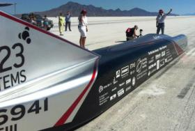 Photo of the Buckeye Bullet