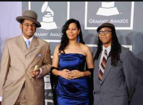 Carolina Chocolate Drops at the 2013 Grammy Awards
