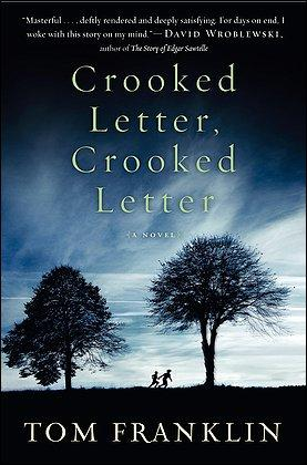 Book cover, ''Crooked Letter, Crooked Letter''
