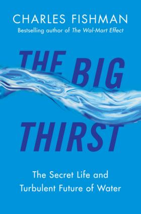 Book cover, ''The Big Thirst''