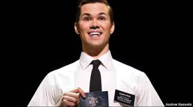 Andrew Rannells, 'The Book of Mormon'