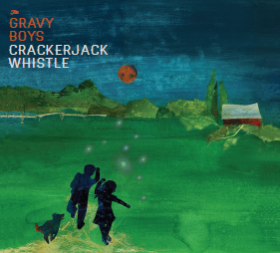 The Gravy Boys - Crackerjack Whistle CD cover