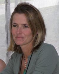 Author Alexandra Fuller
