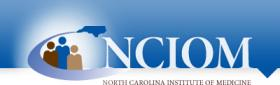 NC Institute of Medicine