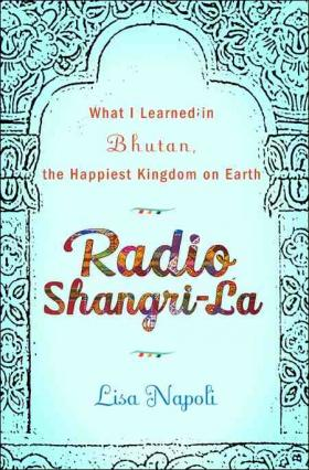 Book Cover - Radio Shangri-La